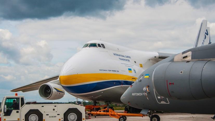 «Никаких прав у Киева нет»: как Россия планирует создавать тяжёлые самолёты на базе Ан-124 «Руслан» без участия Украины