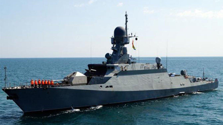 ВМФ России получил ракетный …