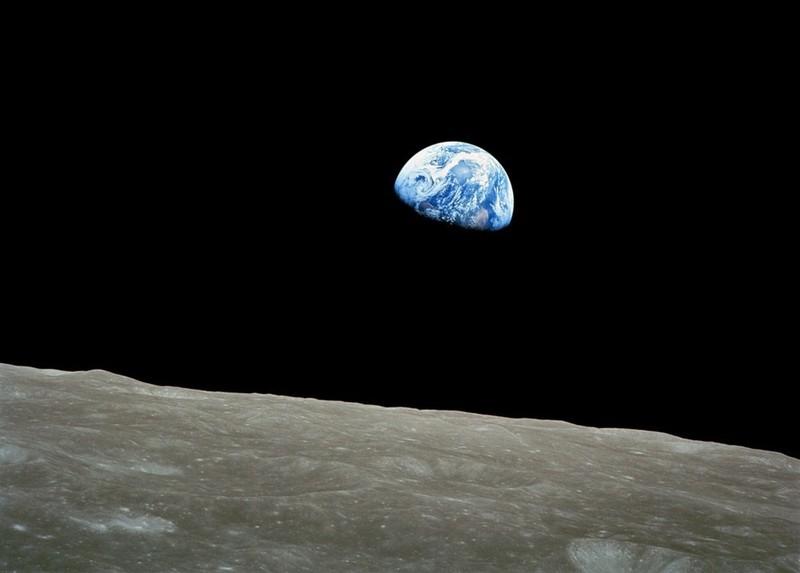 Кадры НАСА из фотокниги «Земля и космос»