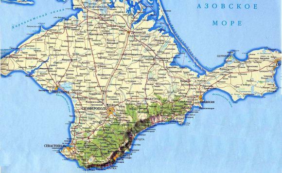 История Крыма: от принятия христианства до наших дней