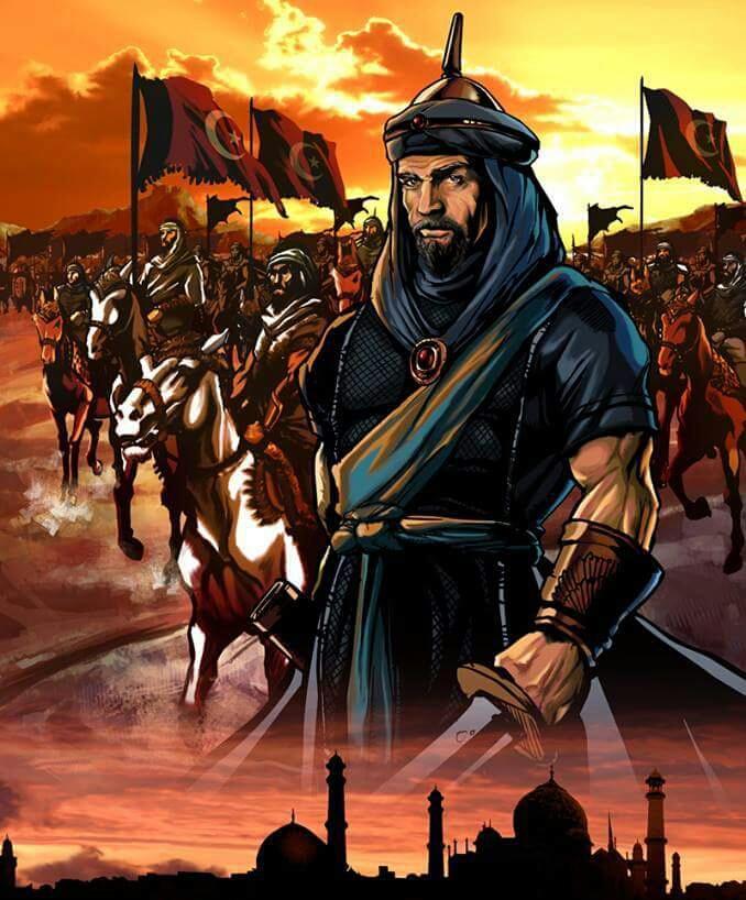 Почему султан Джелал-ад-Дин велел утопить весь свой гарем в реке?