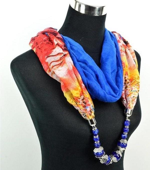 стильный шарф для мальчика