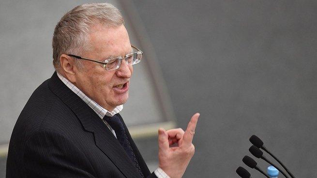 Даже Жириновский призвал ЦИК отменить регистрацию Грудинина кандидатом на выборах-2018!