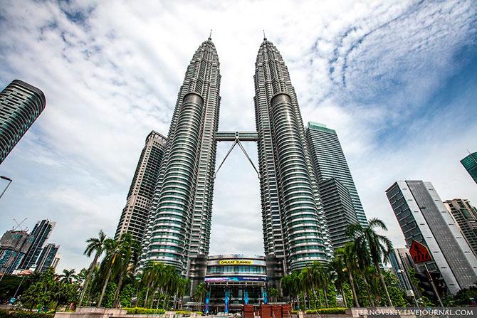 Один день в Куала-Лумпур