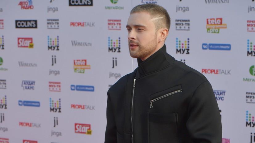 Суд оштрафовал Егора Крида за концерт на крыше машины в центре Москвы