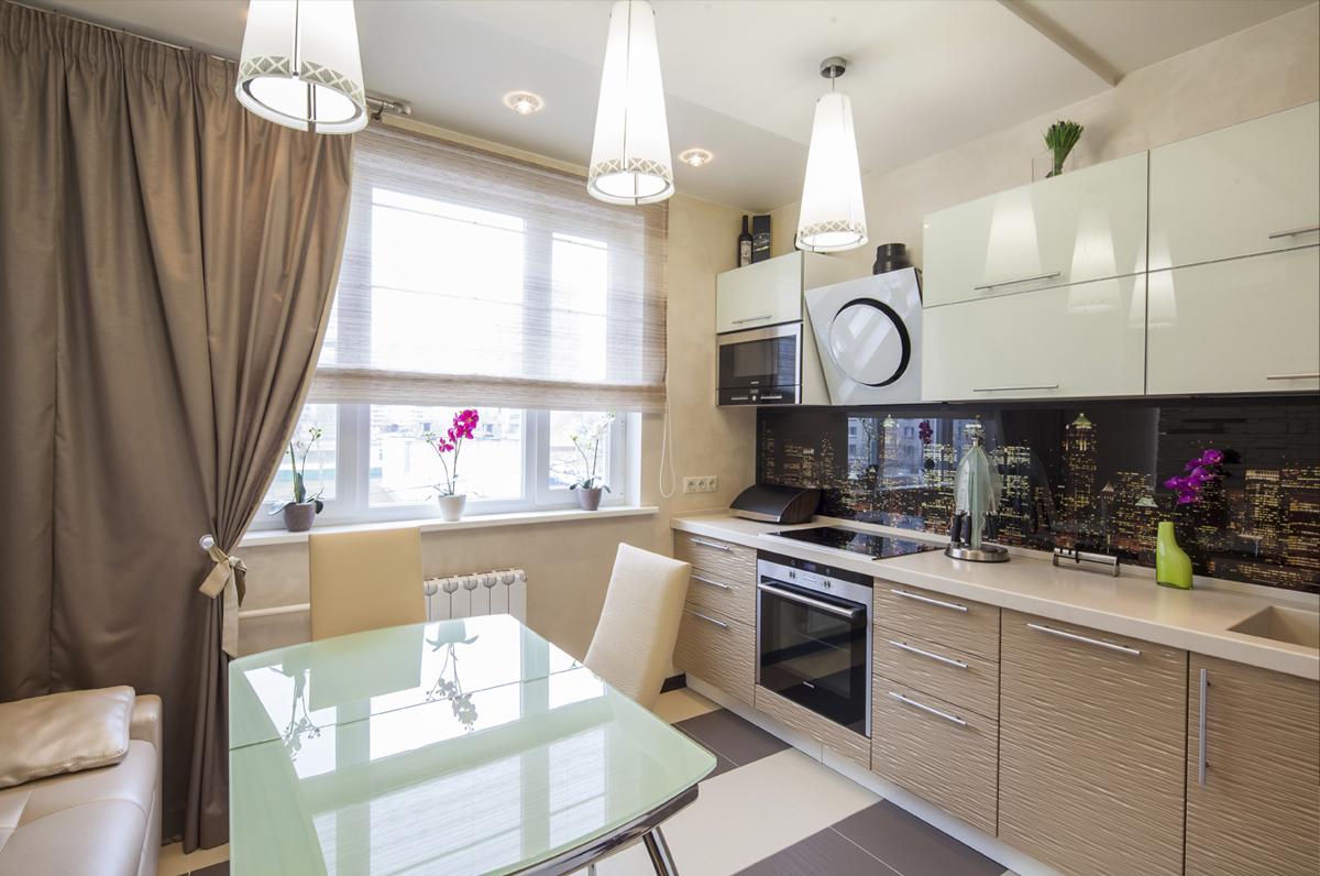 Кухня с камином. Квартирный вопрос на НТВ | grandecor.ru