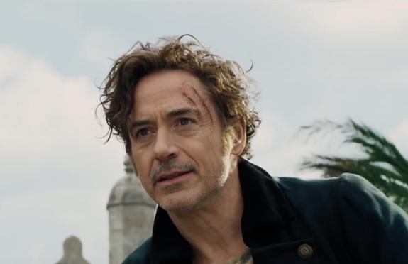 «Железный человек» предстанет доктором Дулиттлом (ВИДЕО)