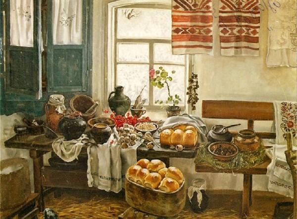 картины Надежда Полуян-Внукова - 08