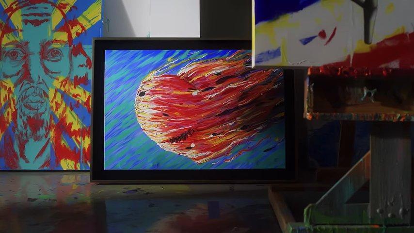 10 неожиданно прекрасных работ Джима Керри, художника
