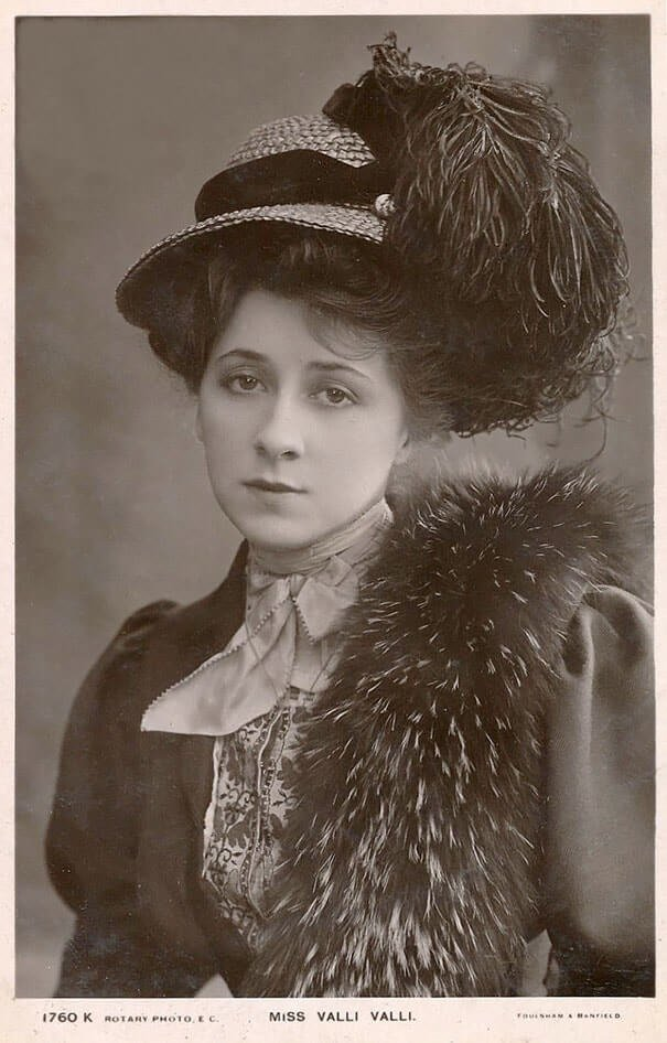 Мисс Валли Валли 20 век, красота, фото