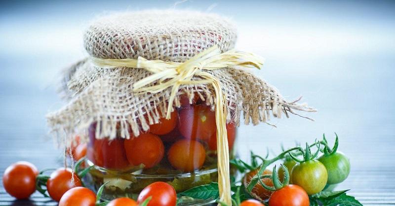 Как заквасить помидоры в дом…