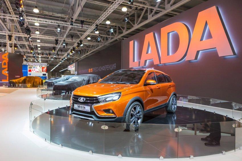 Lada Vesta подорожала на 1,5%