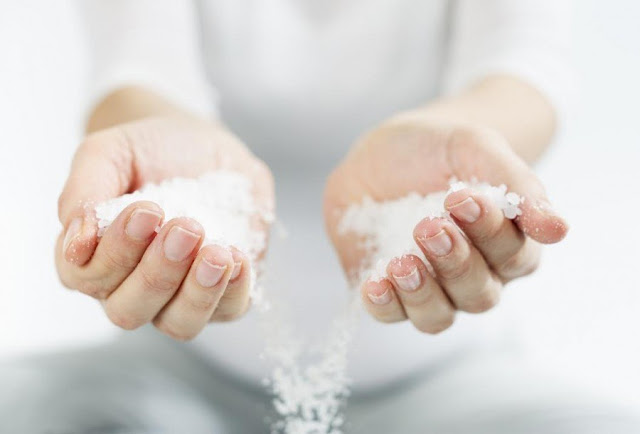 Как вывести из организма соли