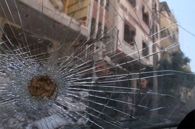 СМИ Ливана: Самолёты ВВС Израиля нанесли ракетный удар по району аэропорта Дамаска