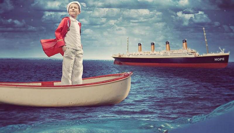 Фотограф воплощает в жизнь мечты больных детей