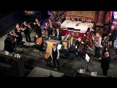 Потрясающее сопрано! Норвежский мальчик исполняет классические арии