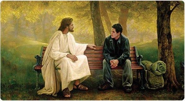 В первый день Бог создал...