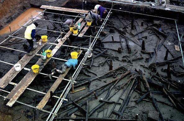 Археологи закончили исследование «британских Помпеев»