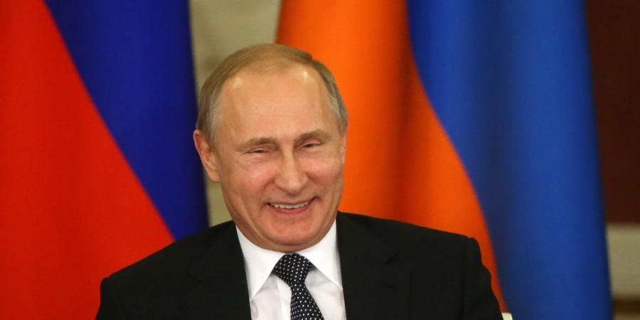 Могут ли Штаты отказаться от денег ради Путина (В ставке Гитлера паника и истерика - 7)?