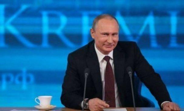 Новый хитрый план Путина...