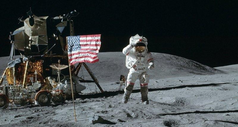 Американцы объявили Луну своей территорией