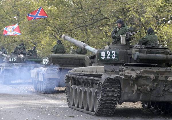 Москва поможет республикам Донбасса перейти в наступление