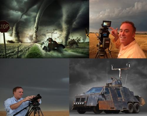 Главный американский охотник за торнадо рекомендует эвакуировать штат Флорида.
