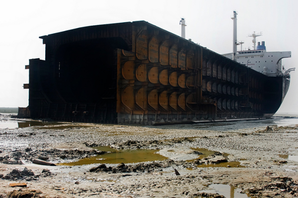 Мировой танкерный флот скоро…