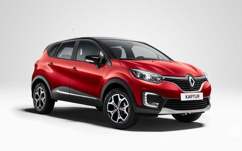 Renault Kaptur получил новую…