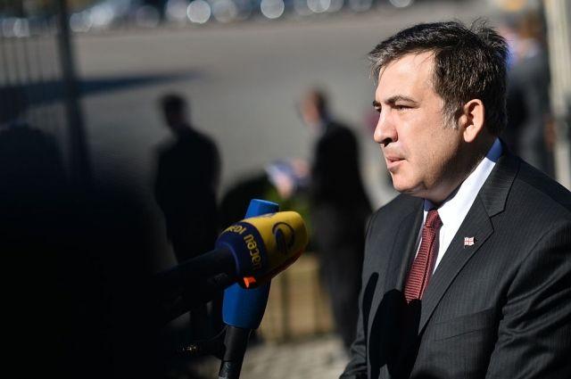 Депутат Рады показал заявление Саакашвили на получение гражданства