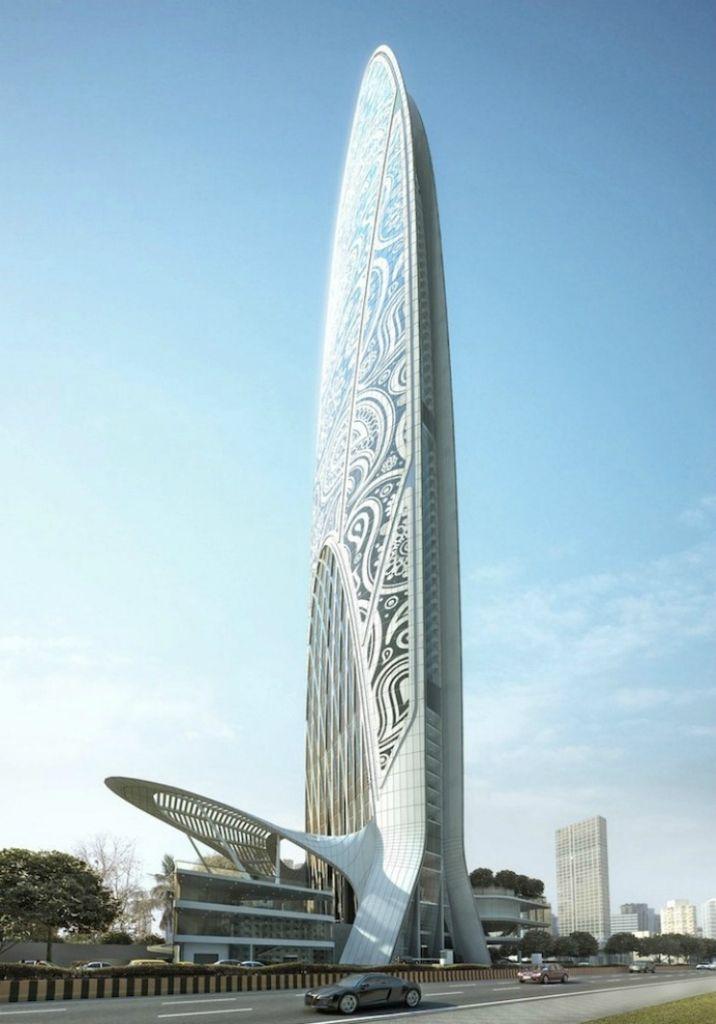 Башня «Намасте»