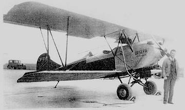 Паровой самолет Airspeed 2000 - первый и последний успешный паролет