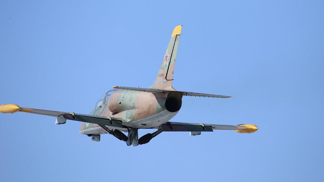 В Азовском море обнаружены обломки учебного самолета Л-39 «Альбатрос»