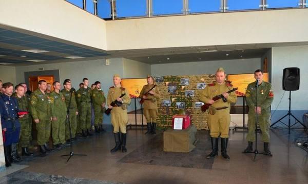 Останки воинов Великой Отечественной войны привезут в Красноярск