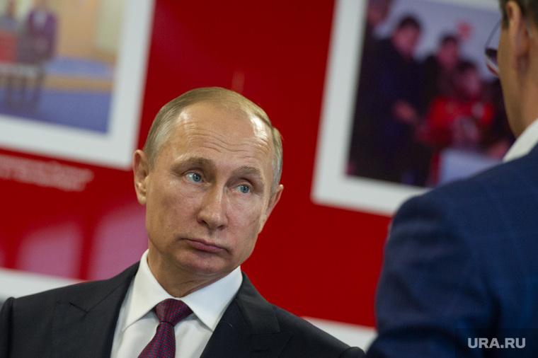 «В одном из подарков Путину …