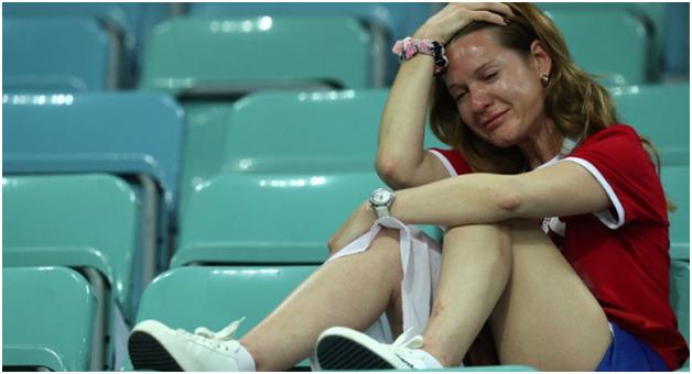 Россия проиграла Хорватии.  …