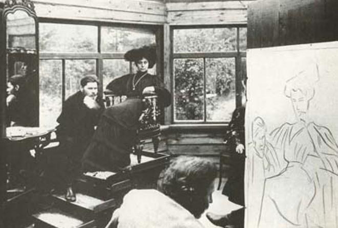 Какими были в реальной жизни люди, чьи портреты писал Репин