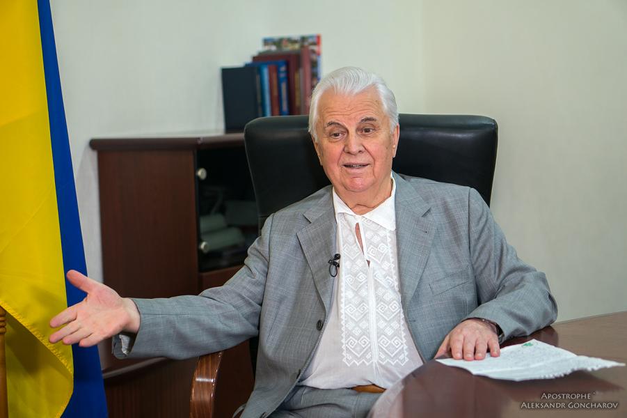 Хрущев навязал Крым Украине, Россия не справилась. Но экс-президент Кравчук все равно ждет его назад