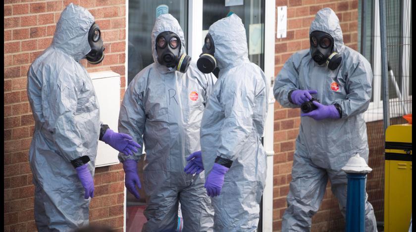 Новое отравление потрясло Британию