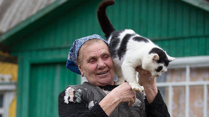 Дай бог здоровье моей бабуле!..