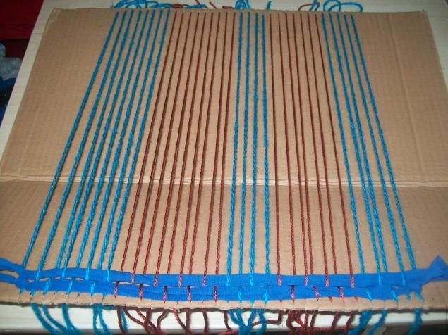 Плетение ковриков своим руками