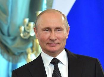 Путин дал напутствия выпускникам