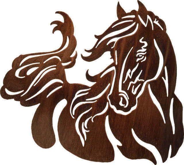 Лошади,кони, пони (трафареты)