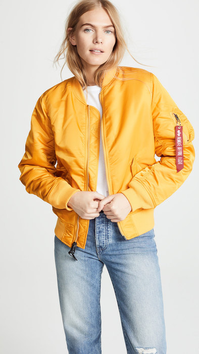 Alpha Industries, 9 968 руб. (Shopbop)