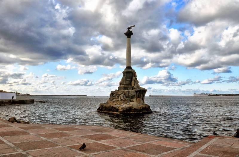 В Британии предлагали взорвать Севастополь