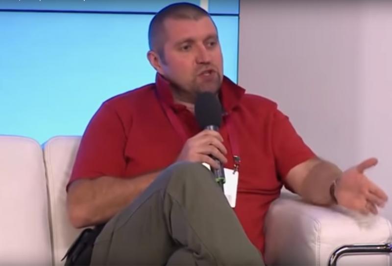 Дмитрий Потапенко режет прав…