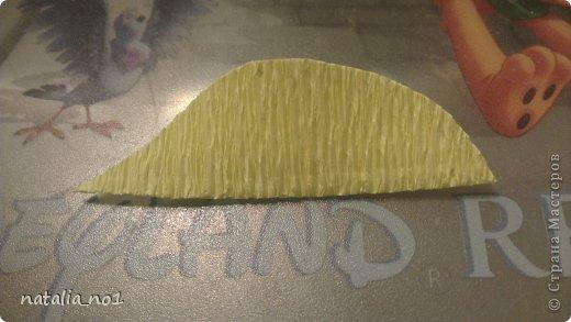 Мастер-класс Свит-дизайн МК по изготовлению лилии Бумага гофрированная фото 4