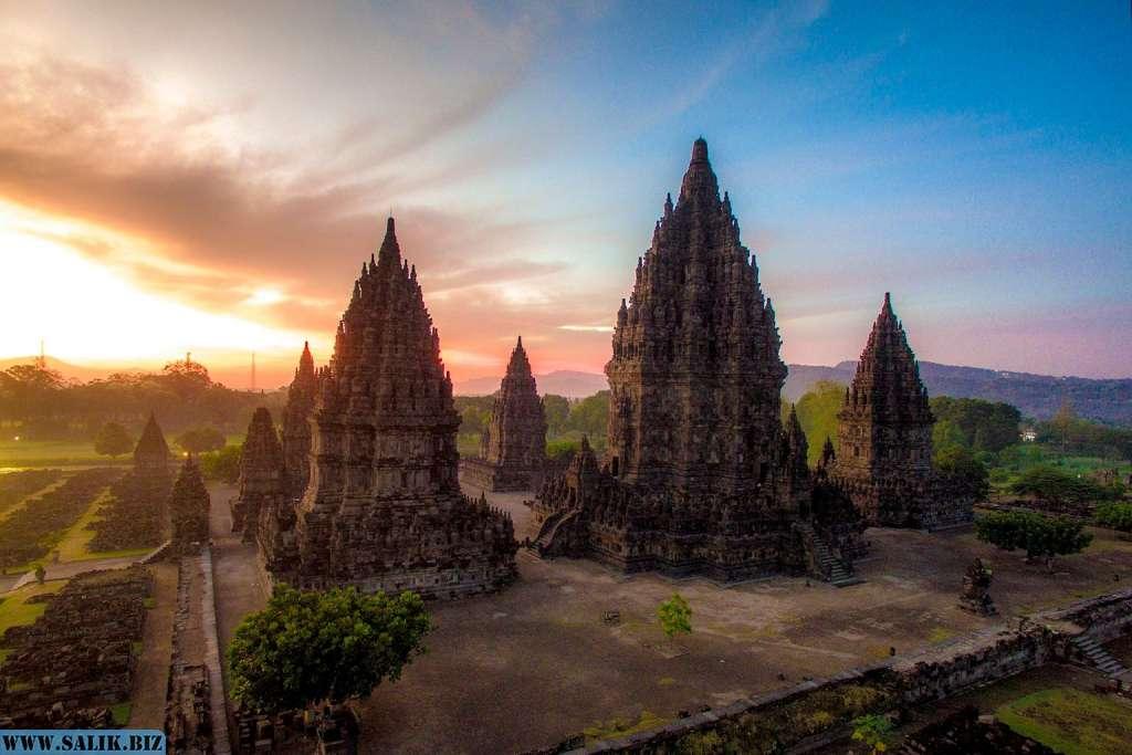 Прамбанан - храмовый комплекс