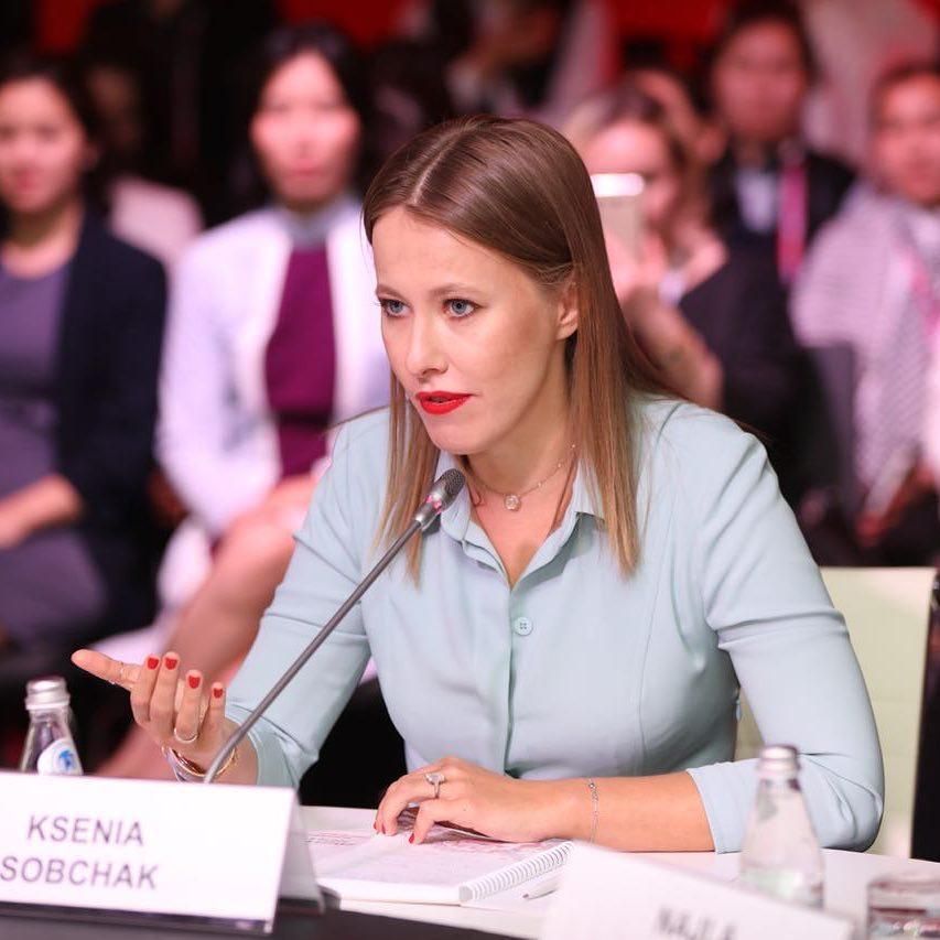 """""""Я заработала на миллион меньше"""": Ксения Собчак рассказала, чего лишилась из-за участия в выборах"""