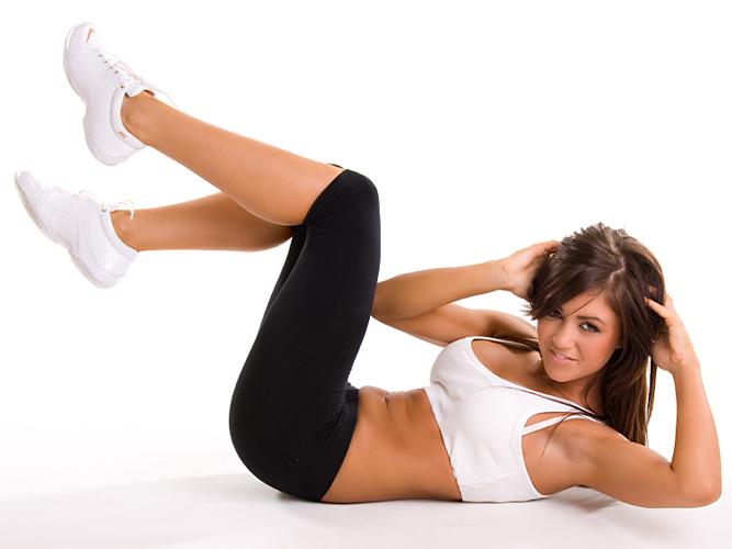 Супер упражнения для уменьшения объема бедер